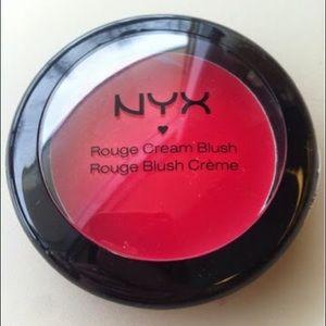 Brand New NYX Rougue Cream Blush in Red Cheeks